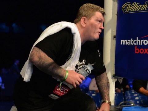 Ricky Hatton insists Freddie Roach 'wrong' about Tyson Fury trainer Ben Davison