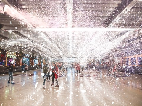 Rinking in the New Year! The 6 best ice skating spots in London