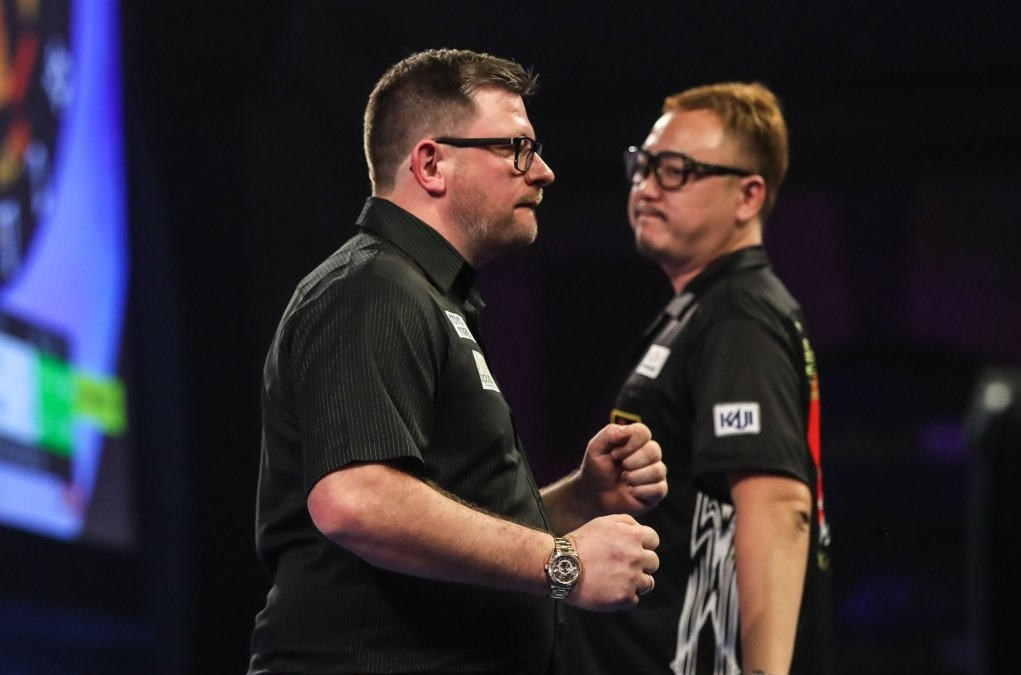 James Wade to face DRA hearing over PDC World Championship incident with Seigo Asada