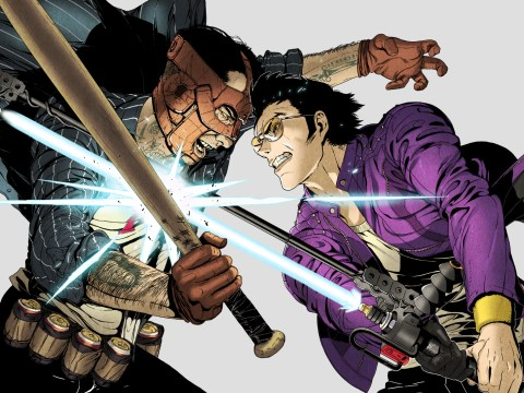 Travis Strikes Again: No More Heroes Suda51 interview – 'I wanted to make an indie style game'