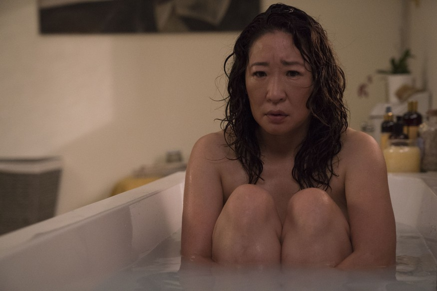Killing Eve series 2 pictures hint at Villanelle's vengeance and Eve's terror following chilling showdown