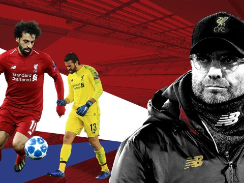 How Jurgen Klopp has built a Liverpool spine Jose Mourinho can only dream of