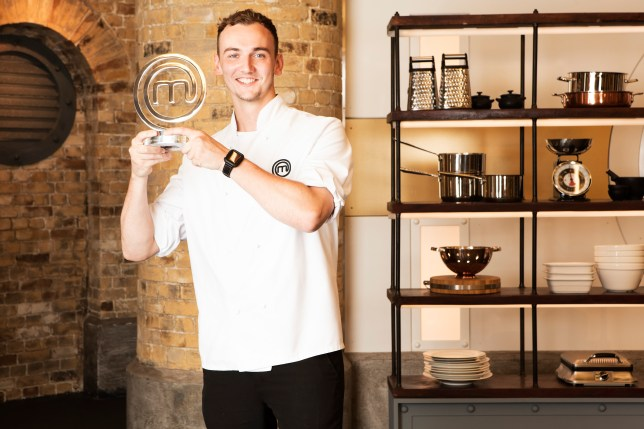 Laurence Henry crowned winner of Masterchef: The Professionals 2018 in intense finale
