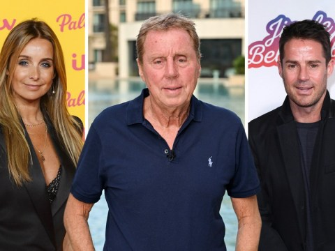Harry Redknapp says couples should 'stay married' after son Jamie divorced Louise
