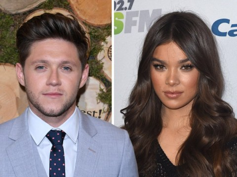 Niall Horan fuels speculation he's split from girlfriend Hailee Steinfeld after 'being spotted on celebrity dating app'