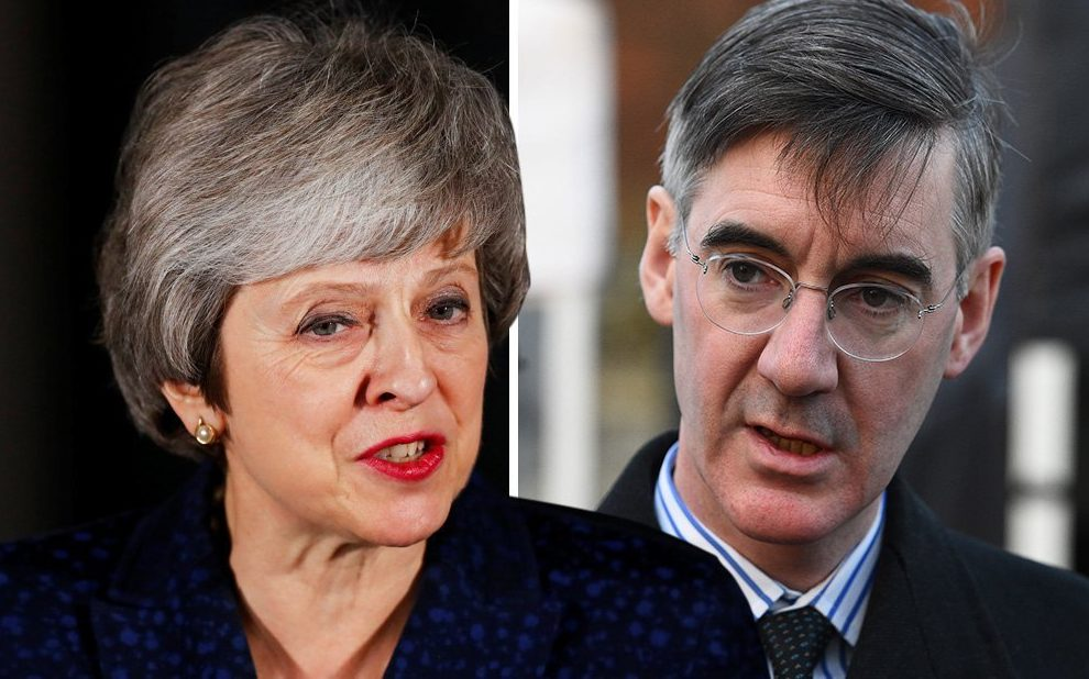 Jacob Rees-Mogg says it's 'not impossible' Theresa May might still resign