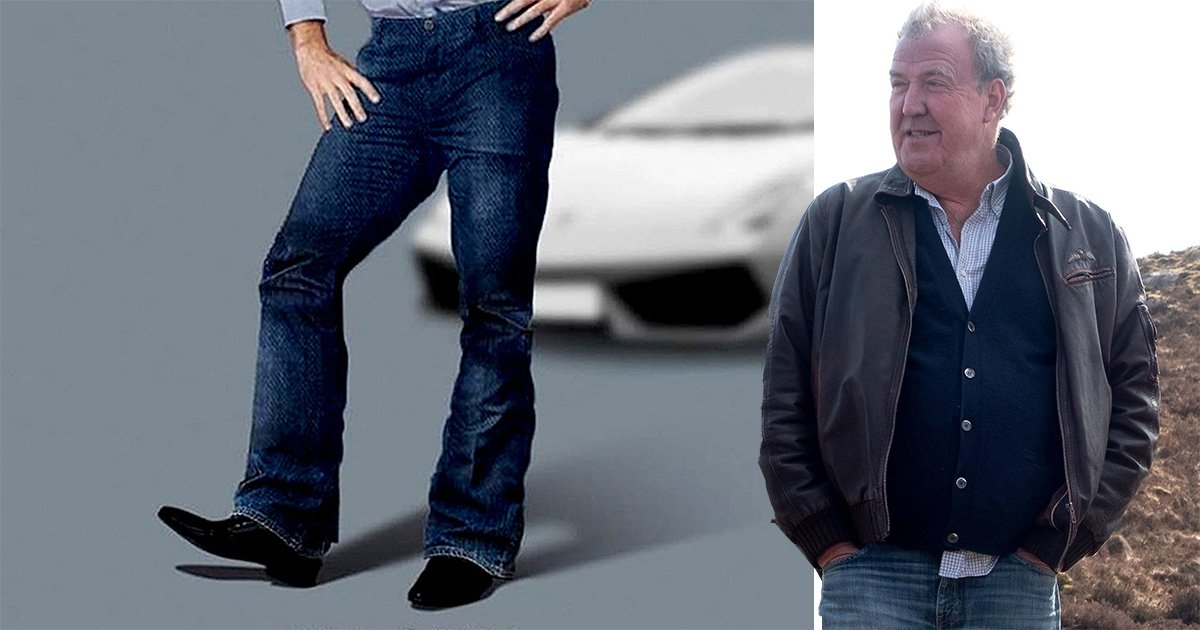 The Grand Tour mocks Jeremy Clarkson's jeans as they prep for season 3 banter