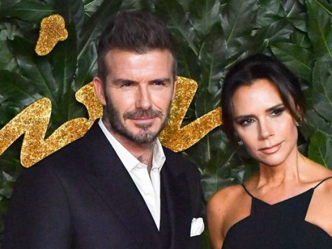 Did Jack Whitehall annoy Victoria Beckham with David jokes at Fashion Awards?
