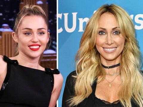 Miley Cyrus' mum Tish smokes more weed than 'anyone she knows'
