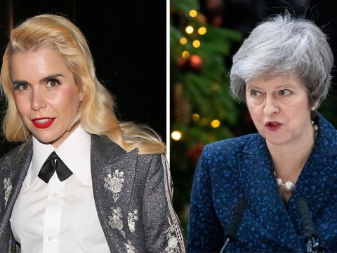 Paloma Faith calls for Theresa May to step down after claiming she's made a 's**t show' of Brexit