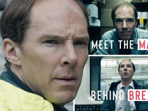 Benedict Cumberbatch is balding and Boris Johnson eerie in new HBO film Brexit – and it hits close too close to home
