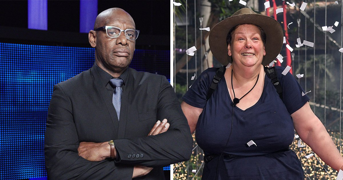 The Chase star Shaun Wallace saw 'different side' to Anne Hegerty on I'm A Celebrity as he reveals they 'don't socialise'