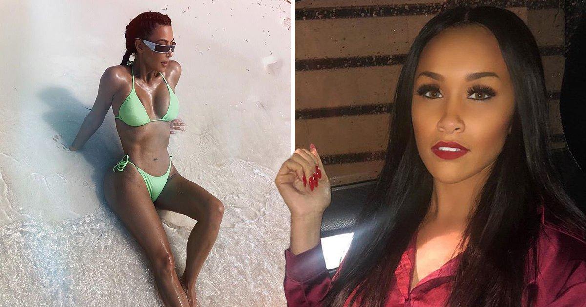 The Apprentice winner Sian Gabbidon planning Kim Kardashian collaboration as Love Island stars queue up for bikinis