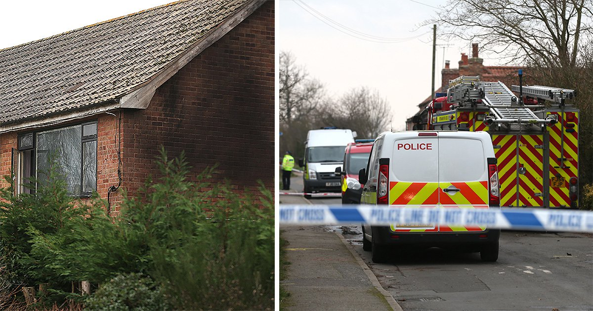 Girl, 8 and woman, 33, confirmed dead after house fire