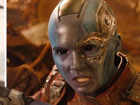 Karen Gillan says Nebula will address her 'daddy issues' in Avengers: Endgame
