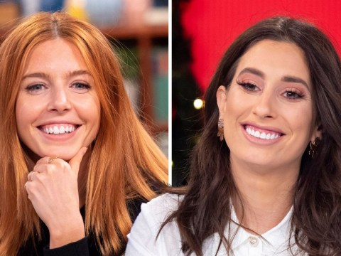 Stacey Solomon responds after Strictly fans mistake her for Stacey Dooley: 'I believe these are for you'