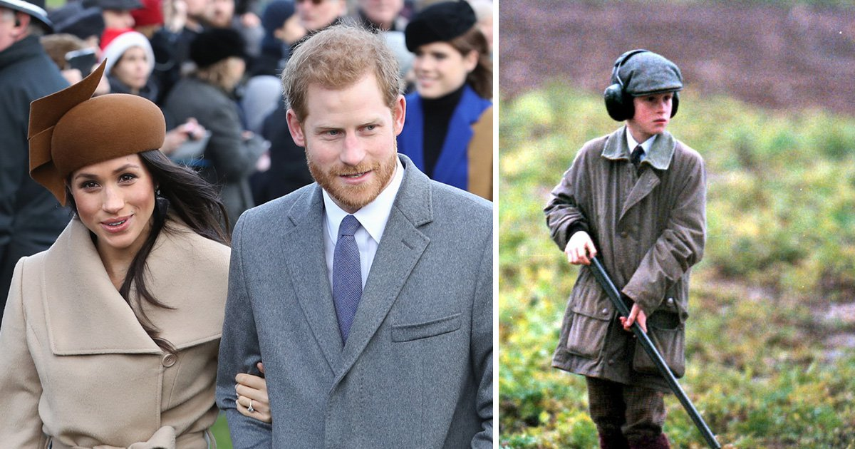Prince Harry 'won't go on Boxing Day hunt to make animal-loving Meghan happy'