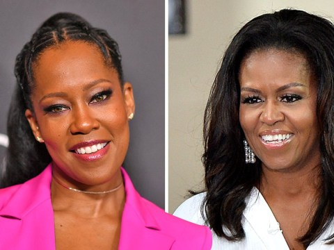 Regina King 'honoured' to play Michelle Obama in movie amid Becoming memoir success