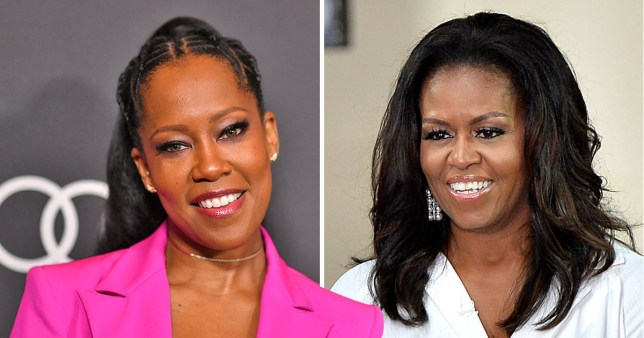 Regina King would be down to play Michelle O