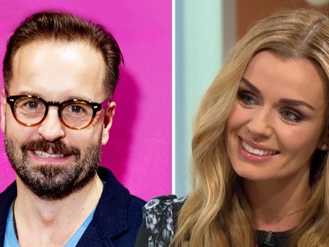 Katherine Jenkins denies feud with Alfie Boe after he called her the C-Bomb