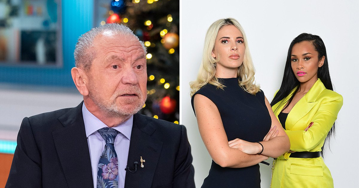 Lord Sugar nearly spoiled The Apprentice winner last week – and no-one noticed