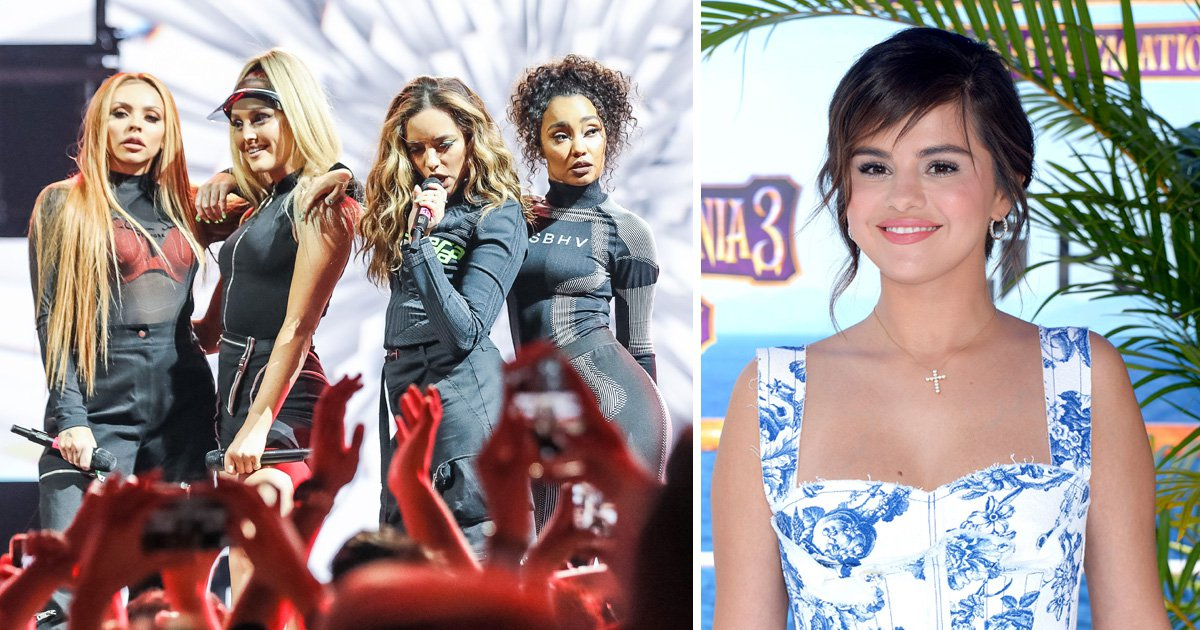 Little Mix reveal Selena Gomez would be their dream collaboration