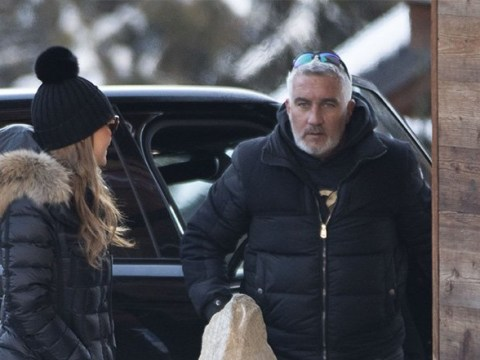 Paul Hollywood whisks 23-year-old lover away to £300 a night Swiss Alps chalet