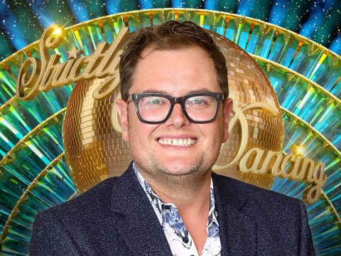 Alan Carr confirms Strictly Come Dancing bosses 'cornered' him for 2019 line-up: 'I would do it'