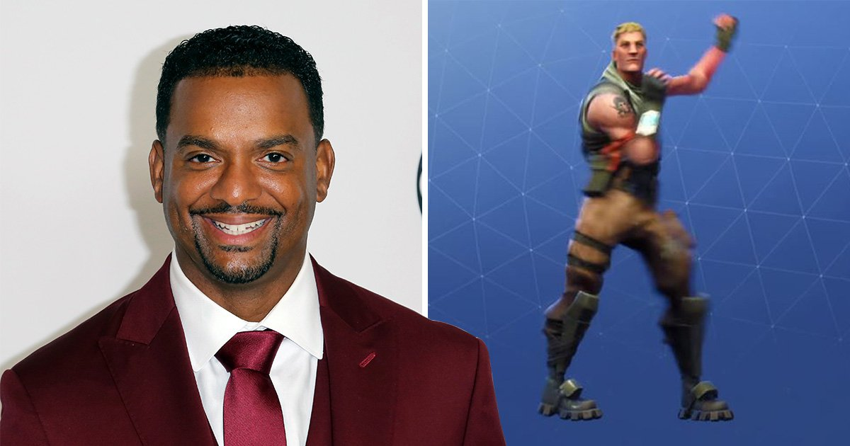 Alfonso Ribeiro confessed he 'stole' the Carlton dance, despite suing Fortnite
