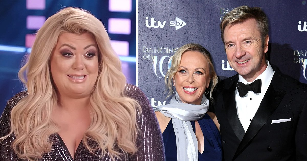 Gemma Collins takes no prisoners including actual Torvill and Dean in first trailer for Dancing on Ice