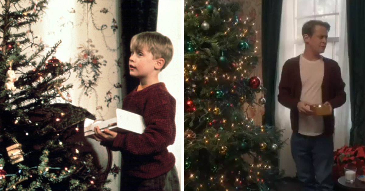 Home Alone fans praise Macaulay Culkin's 'comeback' after appearing 'happy and healthy' in Christmas ad