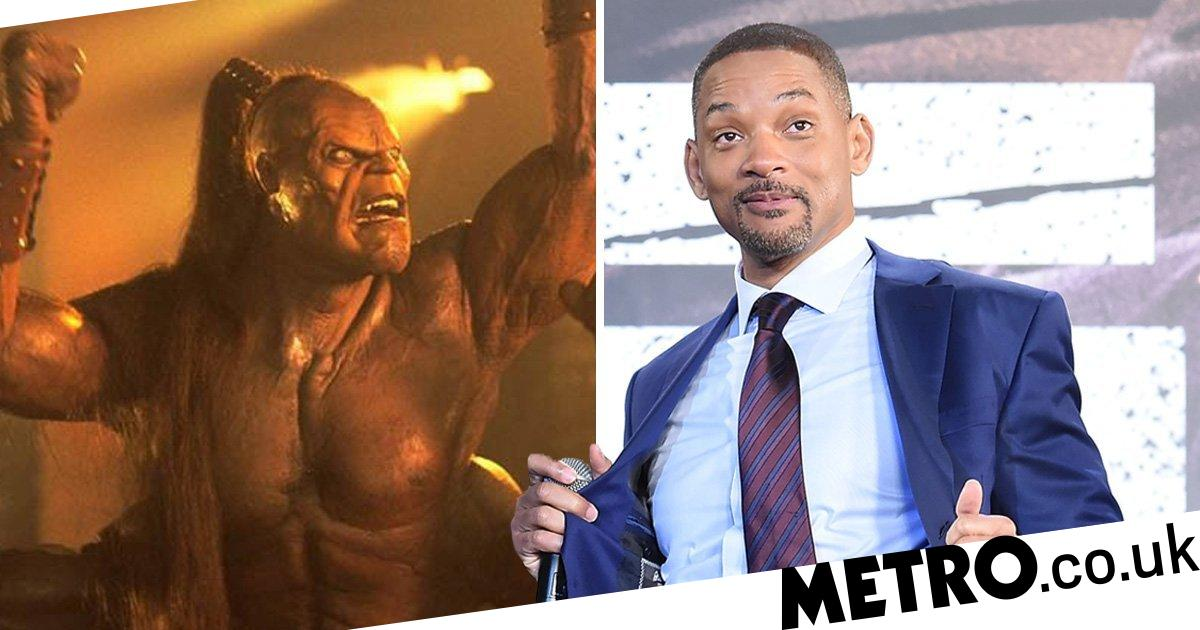 Is Will Smith S Genie Character Inspired By Goro In Mortal Kombat