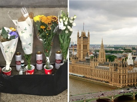 Homeless man found dead outside Houses of Parliament