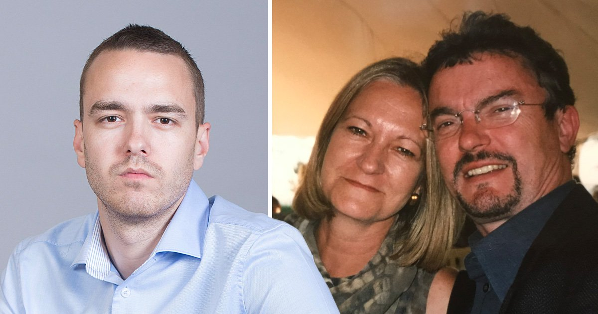 The son helping his mother appeal her murder conviction for killing his dad