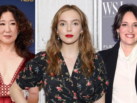 Killing Eve's Jodie Comer receives fame warning from Sandra Oh and Phoebe Waller-Bridge