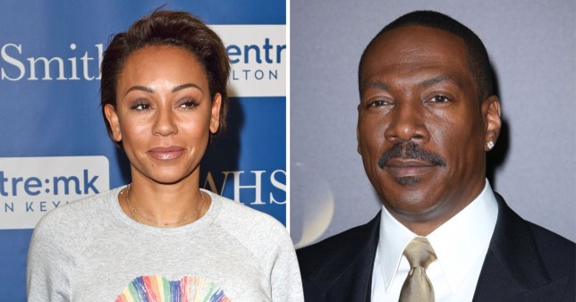 Mel B says Eddie Murphy is the love of her life