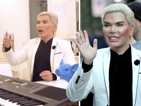 Rodrigo Alves has big hopes for his pop career in 2019: 'I want to be on Eurovision'
