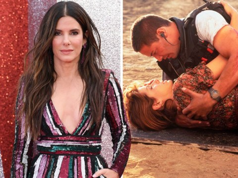 Sandra Bullock had a crush on Keanu Reeves in Speed and girl, didn't we all