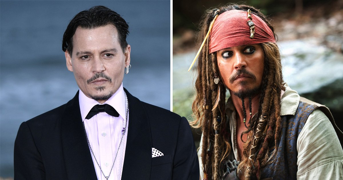 Johnny Depp won't appear in the next Pirates of the Caribbean as Disney tease 'new energy'