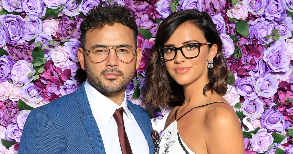 Ryan Thomas 'burst into tears' over video of Lucy Mecklenburgh getting close to a man