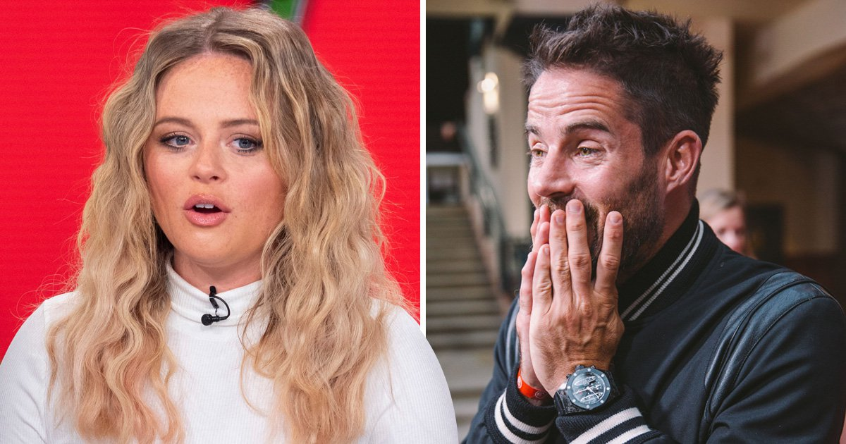 I'm A Celeb's Emily Atack blanked by Jamie Redknapp on Instagram after admitting she'd be up for marrying him