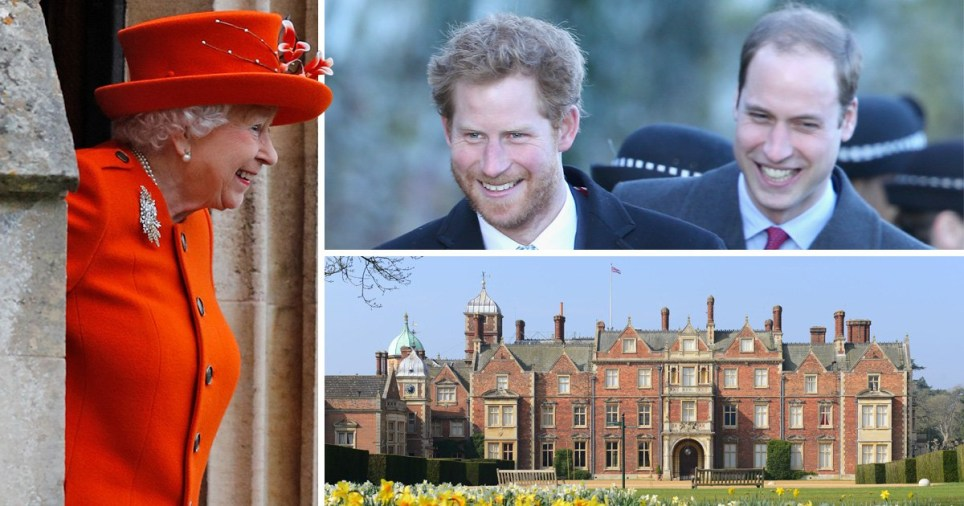 Inside Sandringham - the home of the royal christmases since 1952