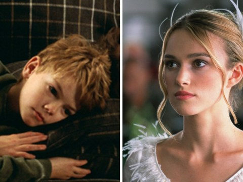 Keira Knightley was only 5 years older than the Love Actually kid and our minds are blown