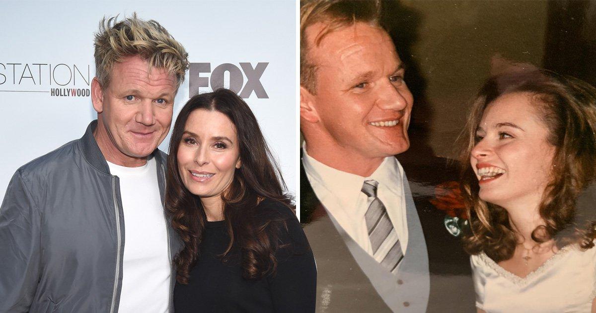 Gordon Ramsay celebrates 22nd wedding anniversary with 'gorgeous' wife Tana