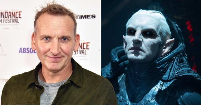 """Christopher Eccleston had a """"miserable experience"""" on 'Thor: The Dark World'"""