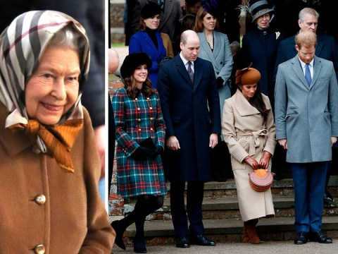 How Meghan, Harry, Kate and Will will spend Christmas with the Queen