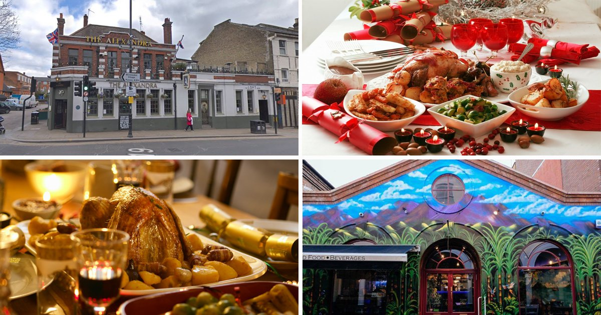 These London spots are offering free food over Christmas