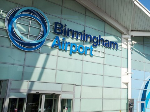 Flights suspended at Birmingham Airport following 'air traffic control fault'
