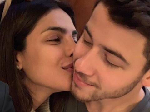 Priyanka Chopra plants kiss on Nick Jonas as he celebrates being the most stylish man of 2018