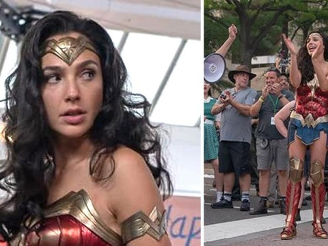 Gal Gadot announces Wonder Woman 1984 filming has wrapped in heartwarming post